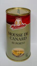 Mousse de canard au Porto Mercadier 190g