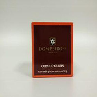 Corail d'Oursin DOM PETROFF 80g