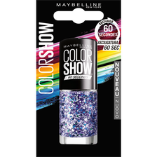 "Vernis à ongles top coat ""Colorshow"" n°02 street artist"