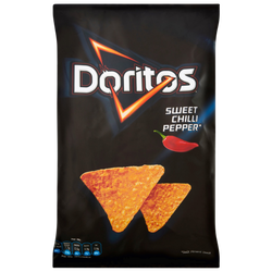 DORITOS, sweet chili, paquet de 170g