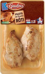 Filet de poulet roti x2 s/skin
