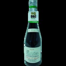 Saint Nicolas de Bourgueil rouge AOC LES CLOS LOURIOUX, bouteille de 50cl