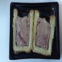 Tranches de pâté croute richelieu 2x90g