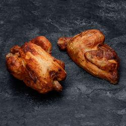 Demi poulet certifié nature