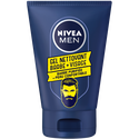 Nivea Gel Nettoyant Barbe + Visage  Men, 100ml