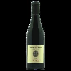 Club vins et terroirs Chinon AOP rouge Domaine du Roncée vieilles vignes HVE3 , 75cl