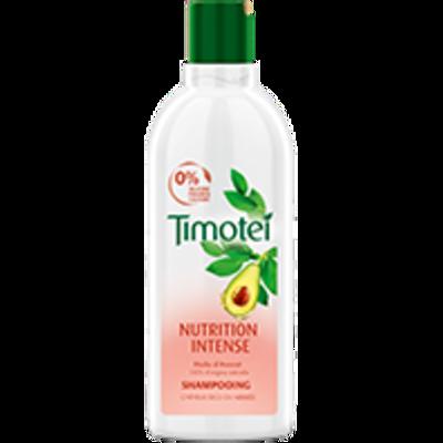 Shampoing nutrition intense à l'avocat TIMOTEI, flacon de 300ml