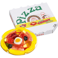 Mini candy pizza LOOK O LOOK, 85g