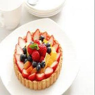 TARTE FRUITS 6 PARTS