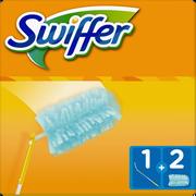 Swiffer Kit Plumeau Téléscopique Semideplié Swiffer