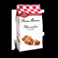 Bonne Maman Petit Marbré Au Chocolat  600g Offre Gourmande