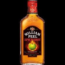 WILLIAM PEEL, spicy shot liqueur, bouteille de 70cl
