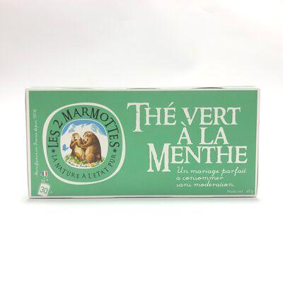 THE VERT A LA MENTHE 45G