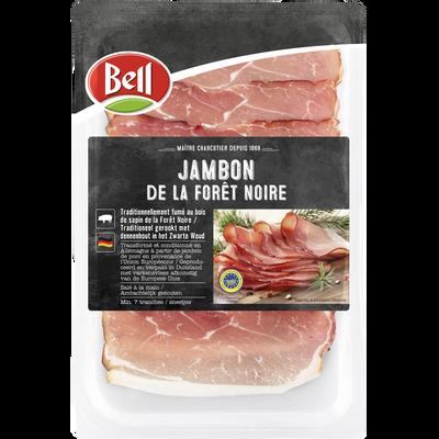 Jambon cru Forêt Noire BELL, 7 tranches soit 100g