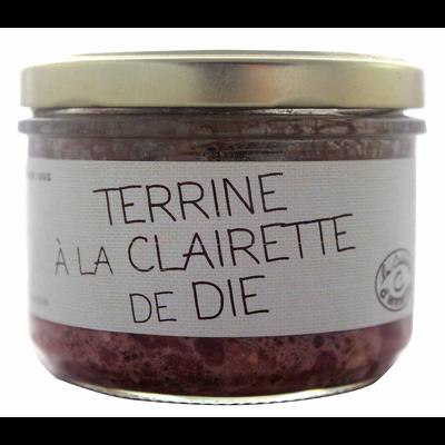 Terrine à la clairette de Die LA CUISINE D'ANNETTE, 200g