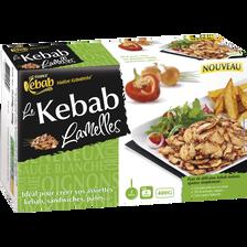 Le kebab lamelles FRANCE KEBAB, 400g