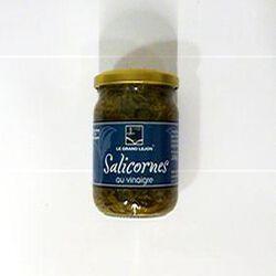 Salicornes au vinaigre pot de 200g LE GRAND LEJON