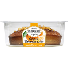 Lepetit Cake À La Clémentine De Corse Coeur Citron  Jaquemart, 300g