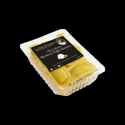 Mezzaluna ricotta et truffe blanche TREO, 250g