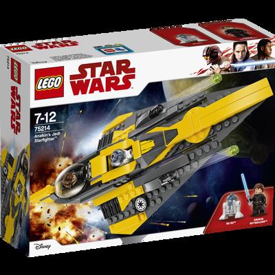 ANAKIN'S JEDI STARFIGHTER LEGO