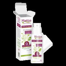 Spray énergisant coup de fouet aux 12 huiles essentielles bio MAELLYA,flacon 100ml