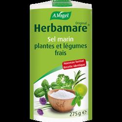 Sel marin aux légumes et herbes fraîche HERBAMARE, boîte de 275g