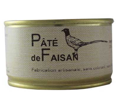 PATE DE FAISAN 130G