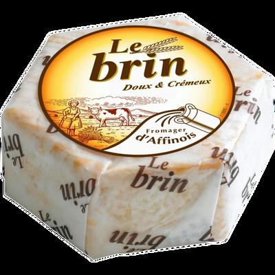 Fromage au lait pasteurisé de vache Brin 24%mg FROMAGER AFFINOIS 150g