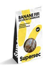 BANANES FIFI SECHÉES BIO 110G - SUPER SEC