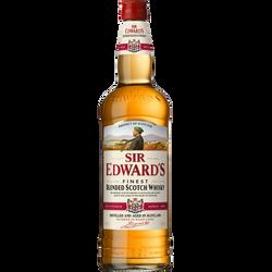Scotch whisky Blended SIR EDWARD'S, 40°, 1l