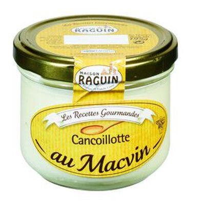 Cancoillotte au Macvin 225g