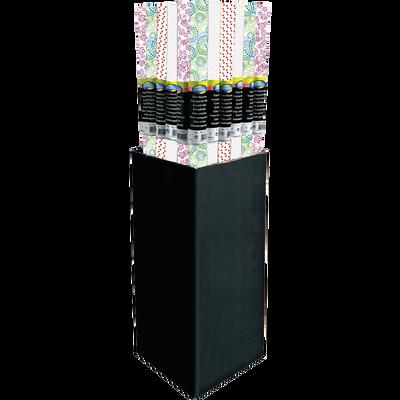 Rouleau de papier cristal imprimé fantaisie Maildor, 1,5x0,7m