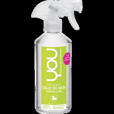 Nettoyant pour salle de bain YOU by SALVECO, spray de 500ml