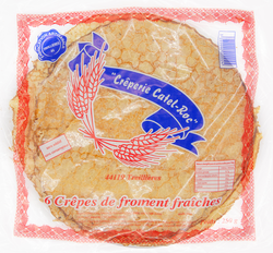 *CREPES DE FROMENT X6 CATEL ROC