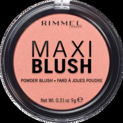 Maxi blush fard à joues poudre 001 thrid base RIMMEL, nu