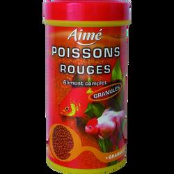 Poissons rouges gran AIME 250ML