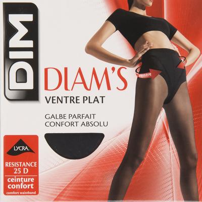 COLLANT VOILE VENTRE PLAT DIAM'S DIM