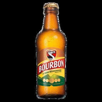 Dodo Bière Blonde De La Réunion Bourbon, 5°, Bouteille De 33cl