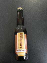 Bière Ambrée BOURGANEL  33CL