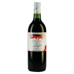 """Vin rouge de pays de l'Hérault """"L'invité"""",  75cl"""