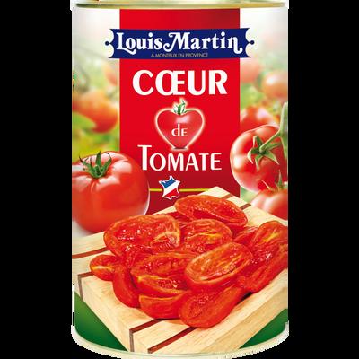 Coeur de tomates LOUIS MARTIN, boite 4/4 de 765g