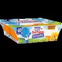Nestlé P'tit Onctueux Croissance Abricot/mangue Dès 10 Mois Nestle, 6x60g