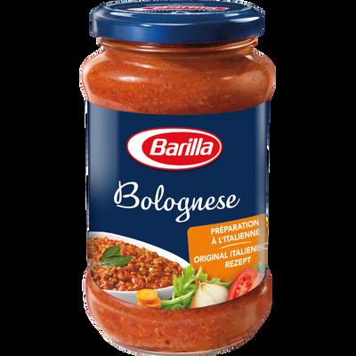 Sauce bolognaise BARILLA, 400g