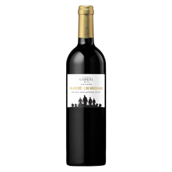 CLUB DES VINS & TERROIRS Blaye Côtes/Bordeaux AOP rouge Vignobles Gabriel&CO par Nature bio , 75cl