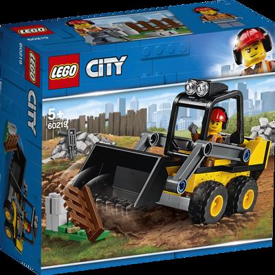 La chargeuse LEGO City