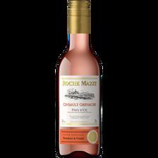 Vin rosé de pays d'Oc Cinsault ROCHE MAZET, 25cl