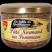 Pâté au pommeau de Normandie, 190g