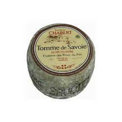 TOMME DE SAVOIE IGP 30% MG  FROMAGERIE CHABERT