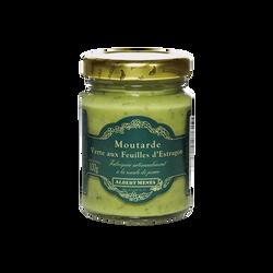 Moutarde verte aux feuilles d'estragon ALBERT MENES,100g