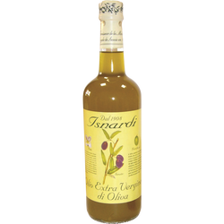 Huile d'Olives Vierge Extra ISNARDI, 0.75L